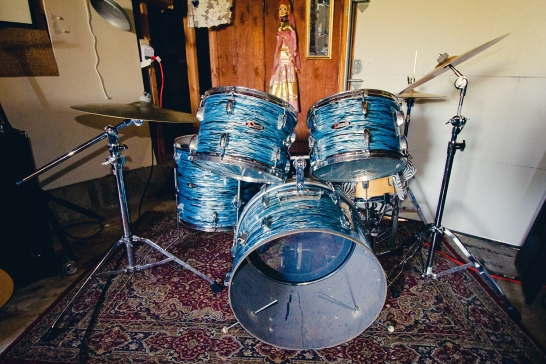 Andrea Matthies - Gift Machine Drums