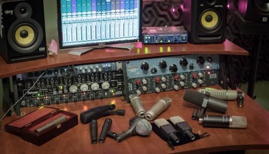 Daniel Ellis - Recording Rig