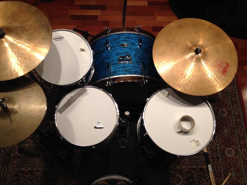 David Mead - Drums1