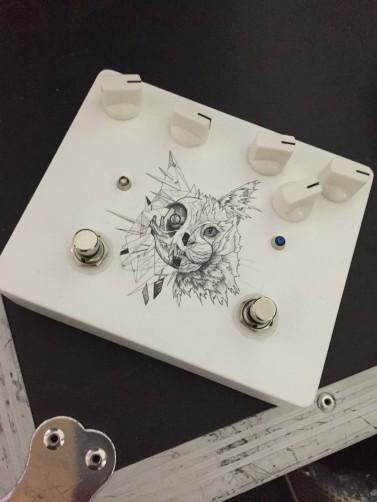 Bonser fuzz pedal