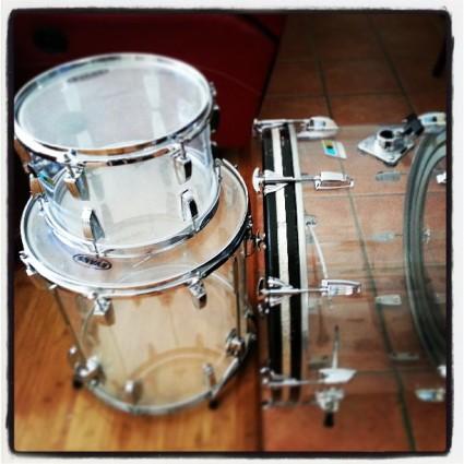 Ian Parker kit not setup