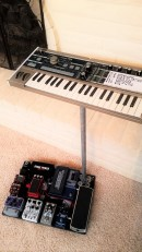 PM-NttN-MicroKorg and Pedals