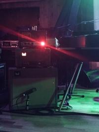 Trevor Menear's amp setup