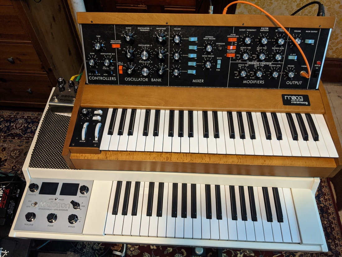 Francis Roberts Synths